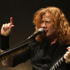 Megadeth Begin Mixing New Album