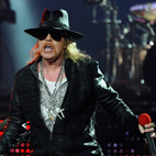 Injured Guns N' Roses Fan To Sue Axl Rose