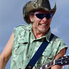 Ted Nugent: 'I Don't Write New Music, I Unleash It'