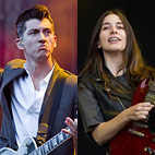 Haim Turned Down Guest Spot on Arctic Monkeys' 'AM' Album