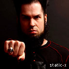 Static-X Reveal Album Title