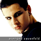 Avenged Sevenfold Not Religious Band