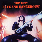 Thin Lizzy Win Best Live Album