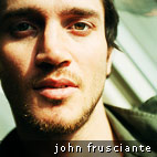 John Frusciante Named Top Guitarist