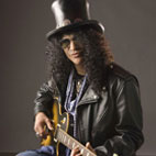 Slash Says New Album Is Raw