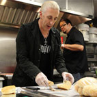 Dee Snider Helps Sell $330,000 Worth Of Sandwiches On The 'Celebrity Apprentice' Debut