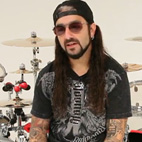 Mike Portnoy Trashes Drums, 'Raps' At Manila Concert