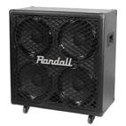 Randall Amplifiers Launches New RG Series High Gain Guitar Amplifier Range