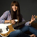 Former A Perfect Circle Bassist Paz Lenchantin Joins Pixies
