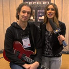Video Report: Ultimate Guitar at NAMM 2014 With Tech 21