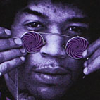Hendrix's 'Purple Haze' Is Re-Issued