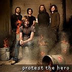 Protest The Hero Stream 'Sequoia Throne' Remix On UG