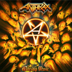 Anthrax: 'Worship Music' Artwork Unveiled