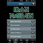 Iron Maiden: Free iPhone/iPad App Available