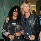 Duff McKagan Joins Slash In Seattle