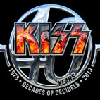 KISS Mark 40th Anniversary