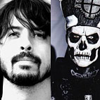 Dave Grohl to Release Cover EP with Ghost B.C.