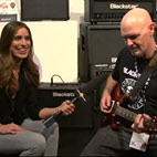 Ultimate Guitar at NAMM 2014 With Blackstar Amps