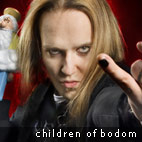 Children Of Bodom: New Song Online