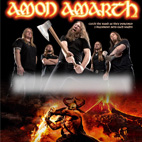 Amon Amarth 2011 Tour Dates Confirmed