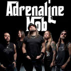 Adrenaline Mob: Debut Album Samples Available