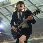 Angus Young Named Australia's Greatest Guitarist