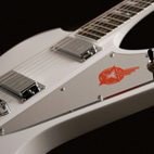 Washburn Guitars Introduces The New Paul Stanley PS10 Starfire Guitar