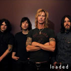 Duff McKagan's Loaded EP Details