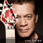 Eddie Van Halen Talks About His New EVH Wolfgang Guitar