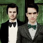 Panic! At The Disco Fall Tour