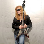 Mustaine Talks Satanism And Gay Marriage
