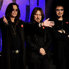 Black Sabbath Play Homecoming Show
