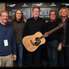 The Eagles Donate Signed Takamine Guitar To Benefit Environmental Group