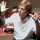 Sir Paul McCartney Composing Video Game Music