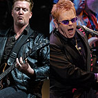 Elton John to QOTSA: 'The Only Thing Missing From Your Band is an Actual Queen'