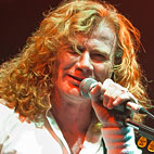 Dave Mustaine Attacks Fan During a Concert, Calling Him 'C--t' and 'Fa--ot'