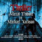 All-Star Metal Tribute Album to Michael Jackson Streaming in Full