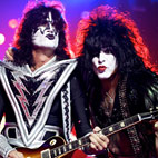 KISS Wins Fan Vote for Rock Hall Induction