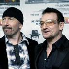 U2: Bono, The Edge Invest In Dropbox