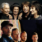 Rolling Stones And Coldplay To Mime At Olympics?