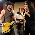 Alice Cooper Invites Johnny Depp On Tour