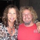 Sammy Hagar Almost Joined Aerosmith