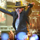 Axl Rose: 'I'm Excited To Explore India'