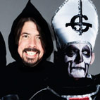 Ghost and Dave Grohl Releasing Covers EP in November