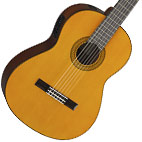 Yamaha CGX102 Nylon String Guitar Offers Playability, Top Build Quality and Advanced Amplification System