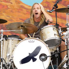 Taylor Hawkins' the Birds of Satan Premiered 'Thanks for the Line' Song