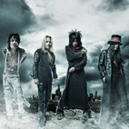 Motley Crue: Recording New Music 'Feels Like Magic'