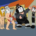 Kiss And 'Family Guy' Join Forces