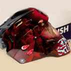 Black Sabbath Hockey Mask Is Awesome