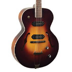 The Loar Introduces The LH-319 Hand-Carved Archtop With 2 P-90 Pickups